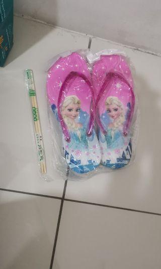 Elsa slipper