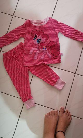 Baby Sleepwear pony
