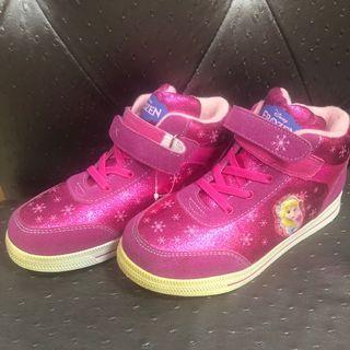 🚚 Disney Frozen Princess Glitter Track Shoes