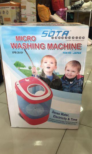 Sota Mini Baby Kids Washing Machine