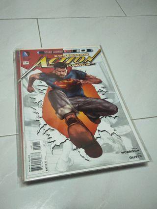 🚚 DC Comics New 52 Action Comics