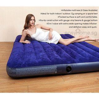 Intex Downy Inflatable Air Bed Mattress