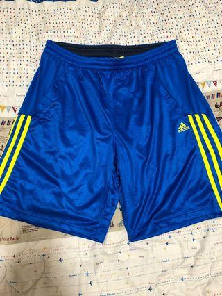 Adidas 籃球褲XL