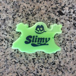 Joker Slimy The Original Swiss Formula Slime Toy Green Pre-owned