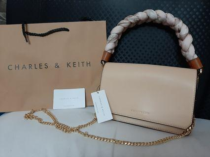 AUTH. CHARLES & KEITH BAG