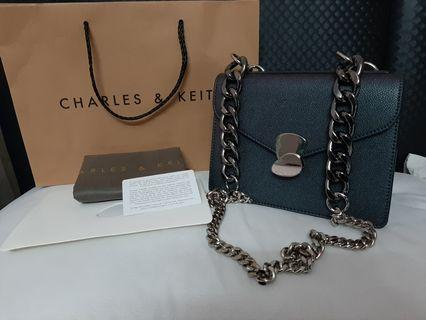 AUTH.CHARLES & KEITH BAG