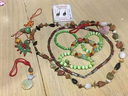 Collection of Women's accessories