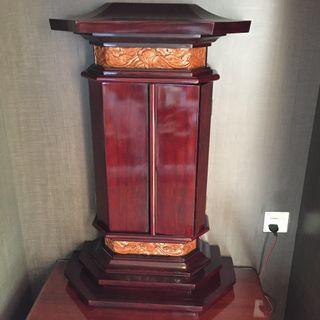 Butsudan Gohonzo Altar Japanese Buddhism