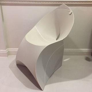 FLUX Foldable Chair (Pebble Grey)