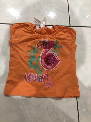 Kaos anak mothercare #maugopay