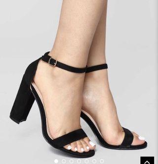 FashionNova Go With Everything Heels