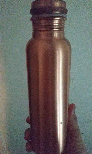 Flask copper