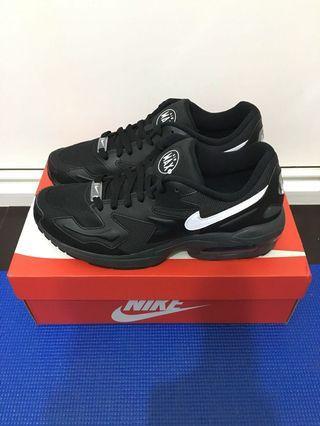 🚚 Nike Air Max2 Light 黑白 復古 休閒鞋 AO1741-001