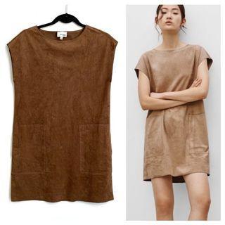 Aritzia Wilfred Nori Dress - Small
