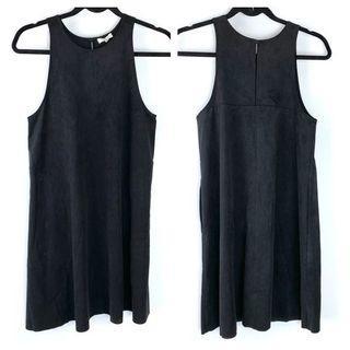 Aritzia Wilfred Faux Suede Dress - XS