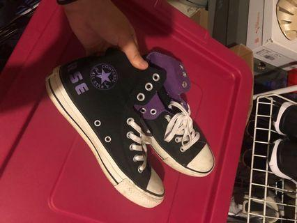 CONVERSE LOW/HIGH Size 7