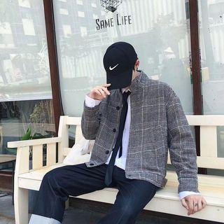 Men Linen Outerwear