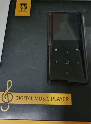 🚚 Wiwoo ~ Digital Music Player