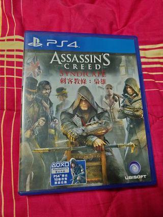 (4 for 1400)Assassin's Creed (Rogue, Black Flag, Syndicate, Unity)