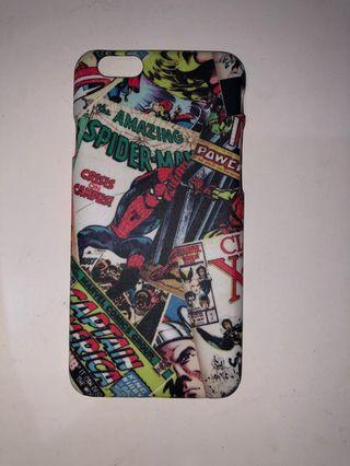 Case iPhone 6 REGARDE CUSTOM MARVEL