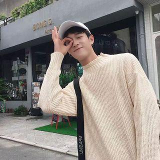 Men Knitted Sweater