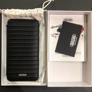 Rimowa iPhone專用真皮手機套