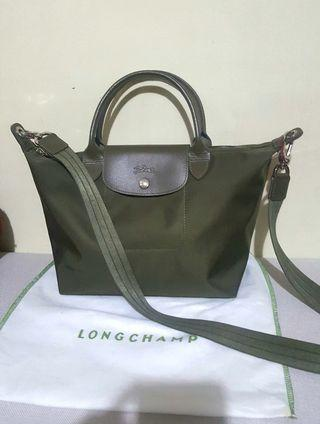 Longchamp Le Pliage Authentic