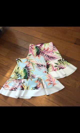 Flora skirt