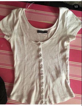 NET bodytshirt cotton on