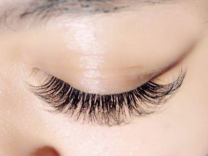 PROMO! Eyelash Extensions