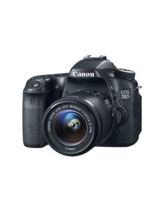 Brand New Canon EOS 70D 18-55