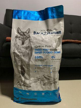 Back2Nature Dog Food 11KG