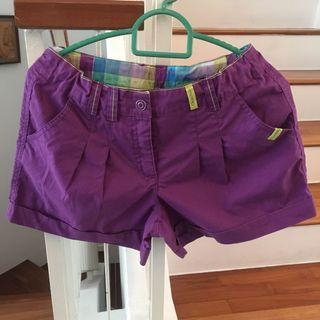 🚚 Purple Shorts