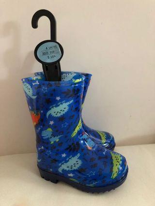 全新Primark 小童水鞋