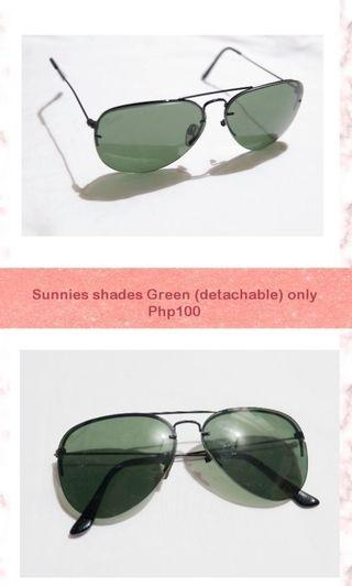 Sunnies green shades