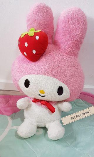 Melody soft toy