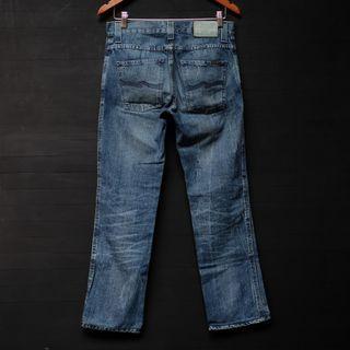 Jeans Nudie Slim Jim Indigo Beat Original not Levis