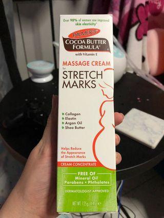 🚚 Palmer stretch mark massage cream