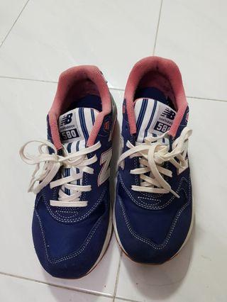 New Balance sneakers 580 UK 5.5  blue and pink