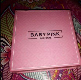 Babypink skincare