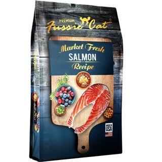 [ReadyStock] Fussie Cat Salmon  Grain Free 0.91KG
