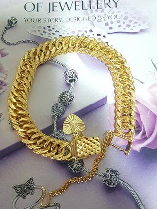 Bangkok gold centipede 1.1cmw