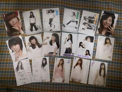 Girls' Generation SNSD Star Card (Rare)
