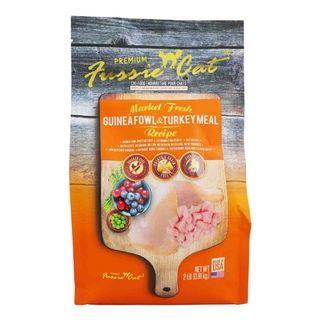 [ReadyStock] Fussie Cat Guinea Fowl & Turkey Meal Grain Free 0.91KG