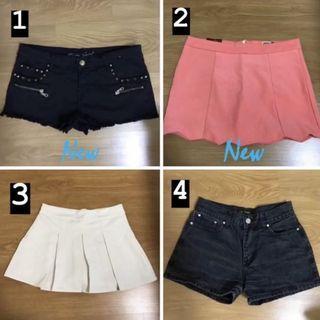 🚚 Shorts / Skorts