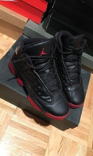 Dirty bred 13s SIZE 5Y