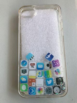 Iphone 7 SNS Symbol Water Case