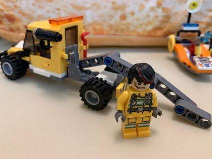 森堡末日救援系列(一)兼容Lego