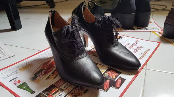 🚚 Gothic Lolita shoes