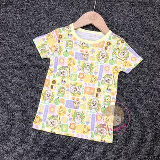 💢現貨💢出口日本WanWan & U-Tan短袖衫[95~100cm]